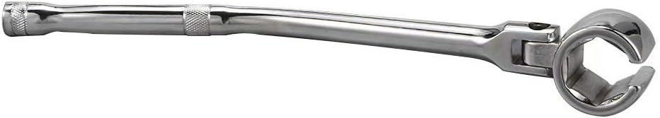 Kqiang Flexible Head Oxygen O2 Lambda Exhaust Sensor Removal Spanner Wrench 22mm 7//8