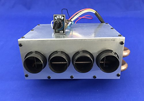 CAR AND TRUCK HEATER 12V UNDER DASH with SPEED SWITCH