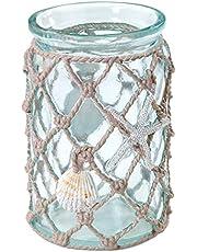 Avanti Linens Seaglass Tumbler, Medium, Multicolor