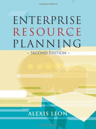 Enterprise Resource Planning, 2/e pdf epub