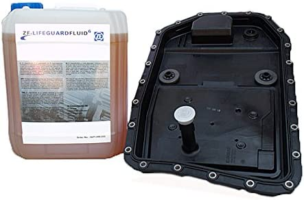 Genuine ZF 6hp19 líquido de transmisión Caja de cambios automática ...