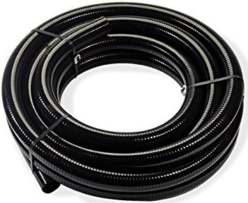 EasyPro Pond Products 1-1/2'' PVC Tubing, 25'