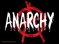 Licenses Products Anarchy Sticker