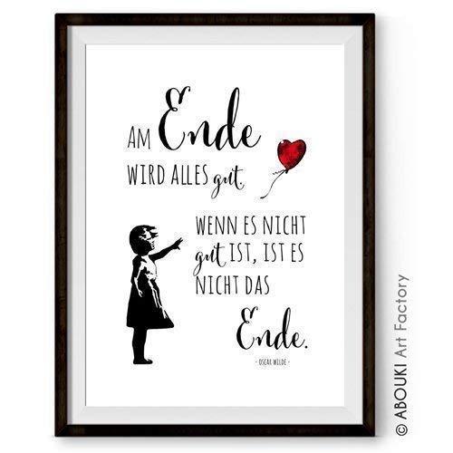 Zitate Oscar Wilde Am Ende Wird Alles Gut | Leben Zitate