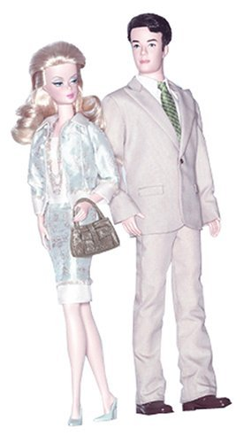 (Silkstone New England Escape Barbie and Ken Fashion Giftset (2003))