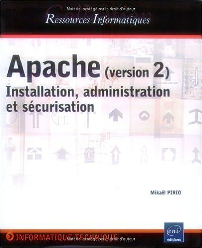 Livre Apache (version 2)