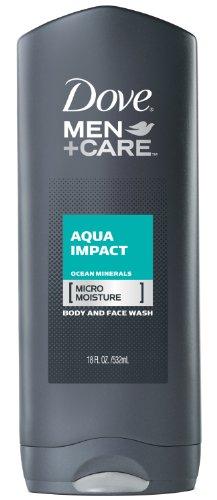 Dove Men + Care Body Wash, Aqua Impact 18 oz