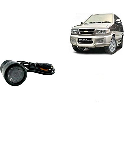 AAUTOCARZ 8 LED Night Vision Reverse Parking Camera