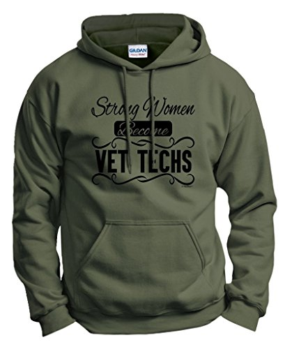 Strong Women Become Hoodie Sweatshirt