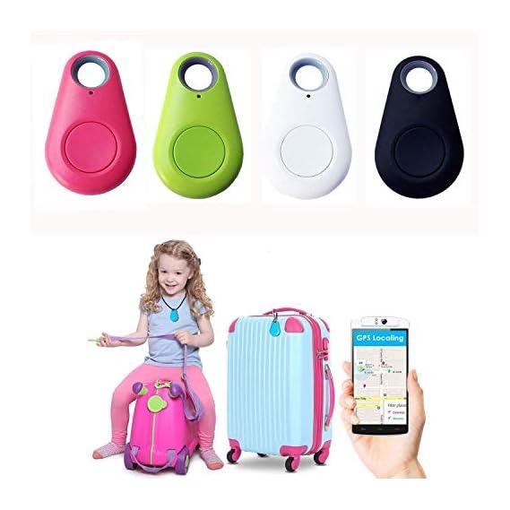 i-Birds Wireless Bluetooth 4.0 Anti-Lost with Theft Plastic Alarm Device Tracker (Random Colour)