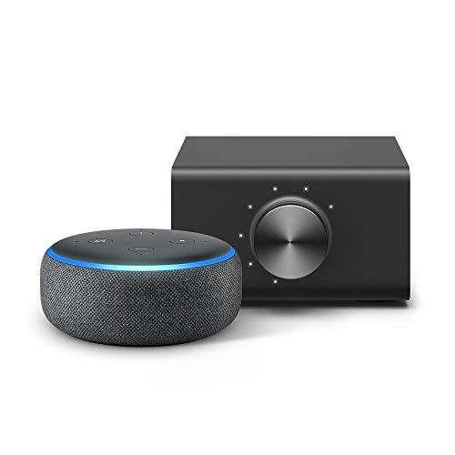 Echo Link with Echo Dot (3rd Gen) -