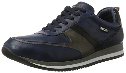 Bleu Pikolinos blue M3h Homme Sneakers Palermo Basses i17 rY0rxS