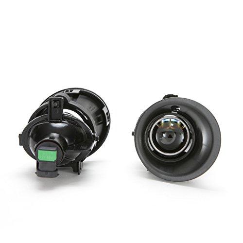 ledin for 2014 2015 chevy camaro clear projector fog