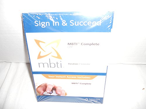 MBTI Complete, 1 term (6 months) Printed Access Card
