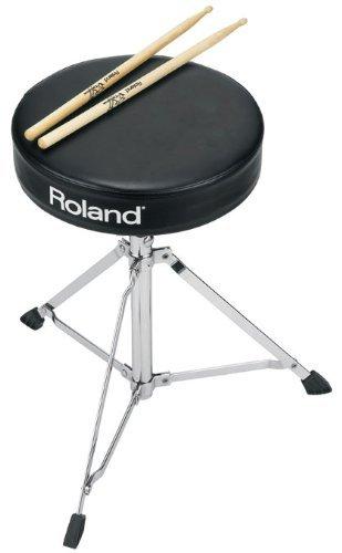 Roland 롤랜드 드럼 악세사리 DAP-2 드럼 스틱 드럼 용 의자 세트