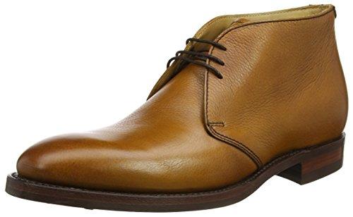 BARKER Orkney, Scarpe Stringate Derby Uomo Brown (Cedar Grain)