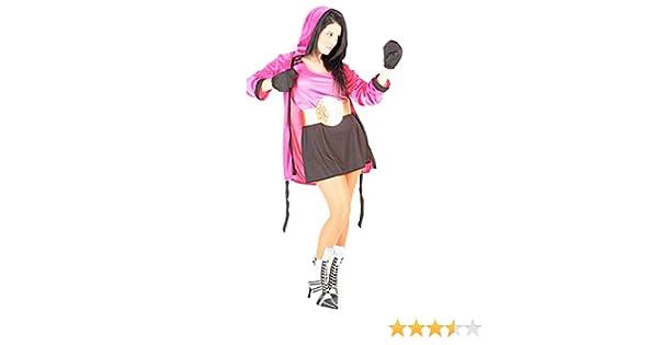 Atosa - Disfraz boxeadora talla 2.: Amazon.es: Juguetes y juegos