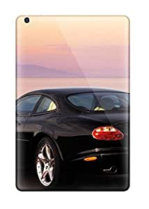 Ipad Mini/mini 2 Jaguar Xk 7 Print High Quality Tpu Gel Frame Case Cover