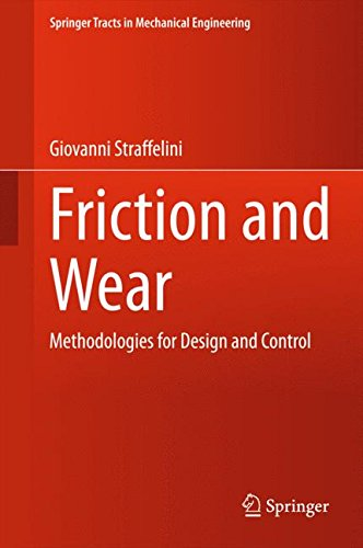 Friction and Wear: Methodologies for Design and Control (Springer Tracts in Mechanical Engineering)