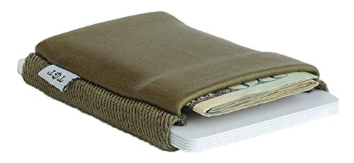 TGT Wallets Mens 2.0 Card Holder Wallet - Green by TGT Tight Wallets