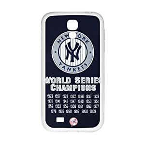 Happy New York Yankees Banner Cell Phone Case for Samsung Galaxy S4
