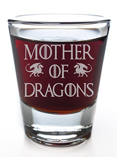 Mother of Dragons Shot Glass ()