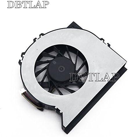 DBTLAP Laptop Fan Compatible for Toshiba Satellite L875D-S7332 CPU Fan