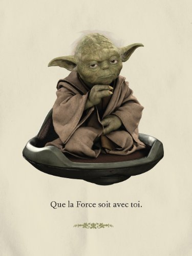 Bien connu Amazon.fr - Yoda Box, le manuel Jedi - Collectif - Livres SI05