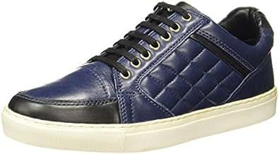 Ruosh Casual Men's Fashion Sneakers 45 EU Shoes, Blue