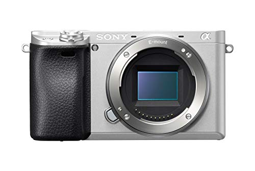 Sony Alpha a6300 Mirrorless Camera Interchangeable Lens Digital Camera with APS-C, Auto Focus & 4K Video - ILCE 6300/S Body with 3