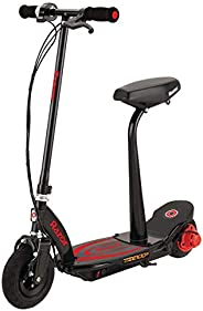 Razor Power Core E100S Seated Electric Scooter - Black/Red - FFP (13112189)