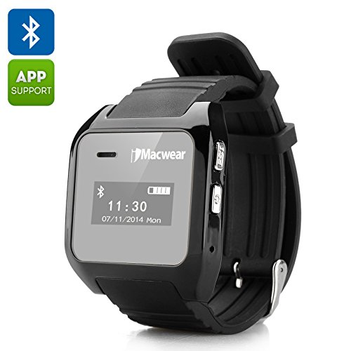 High-tech-Place-High-Tech-Place-imacwear-Bluetooth-Smartwatch-SMS-Phonebook-Sync-Makes-Answers-Calls-Pedometer-Call-Records