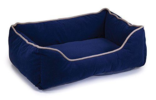 TrustyPup Couch Comfort Medium Couch-Style Pet Bed, Assorted colors