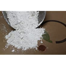 "Calcium Carbonate Powder ""Greenway Biotech Brand"" Chalk Paint Additive Limestone Powder Rock Dust Very Fine Powder 3 Pounds"
