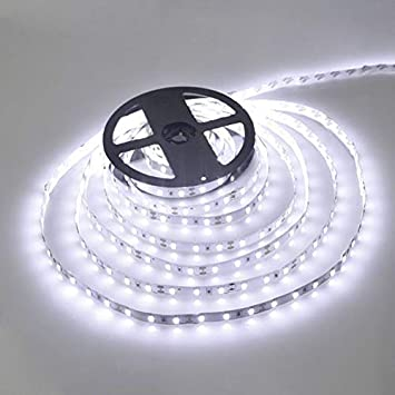 Buy 5 Meter White Led Strip Light Online at Low Prices in India - Amazon.in