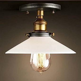 Modeen Semi Flush Mount Lampe Durchmesser E27 Celling Licht Kuche