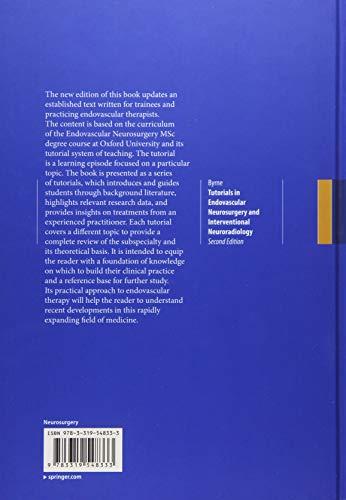 Tutorials in Endovascular Neurosurgery and Interventional Neuroradiology - http://medicalbooks.filipinodoctors.org
