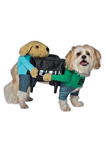 Dogs Carrying Piano Pet Costume Medium/Large ()
