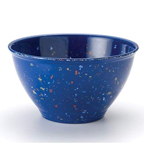 (Rachael Ray Accessories Blue Garbage Bowl Materials Melamine)