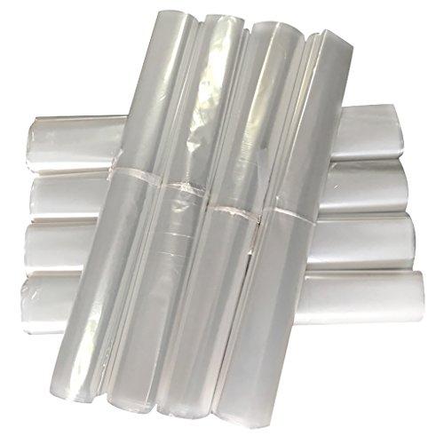 Co-Magic Thick plastic dustproof packing bag transparent clo
