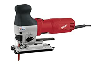 Milwaukee 4933357990 FSPE 110 X - Sierra de calar de péndulo