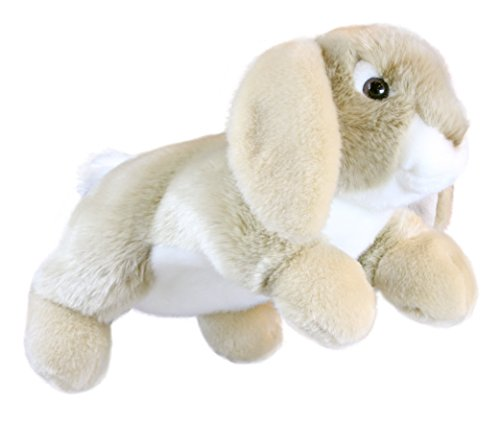 The Puppet Company Full-Bodied Animal  Hand Puppets Rabbit (Full Bodied Puppet)
