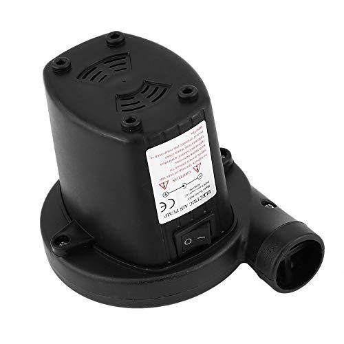 leenBonnie Sistema Professionale della Pompa di Aria dellautomobile di DC12V 50W di Uso Professionale per Il gonfiatore del Giocattolo del materassino Gonfiabile del Campeggio delluso Mobile