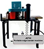 JBT90 Portable edge bander ,Edge Banding Machine,egde Bander Machine, Wood Working Machinery, Gluing Machine 110V or 220V Mini diameter of Arc to band(mm) 40mm
