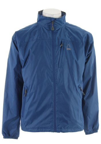 Sierra Designs Men's Microlight Accelerator Jacket,True Blue,X-Large by Sierra Designs