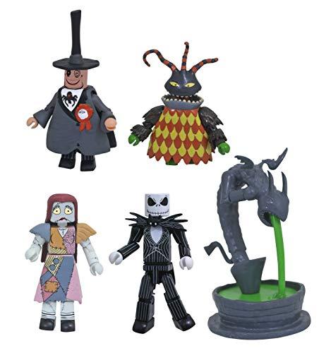 Minimates Nightmare Before Christmas Halloween Town Box Set]()