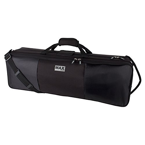 Protec MX144 4/4 Violin Oblong MAX Case, Black