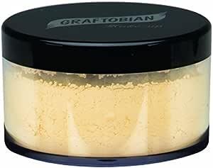 Setting Powder - Banana Creme Pie 0.7 oz,Graftobian HD LuxeCashmere