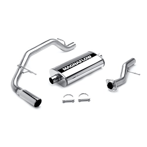 12198 Magnaflow Performance Exhaust 12198 Stainless Steel Muffler