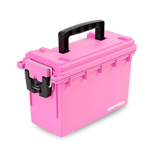 Sheffield 12631 Field Box- Pink by Sheffield